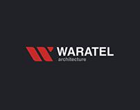 Waratel Architecture Branding / Identity Design