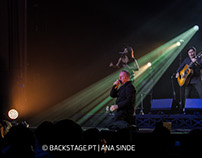 Simple Minds - Coliseu de Lisboa - 3 de Maio