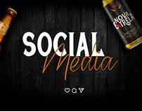Social Media - Cerveja Nova Extrela