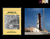 Moon 50 - Apollo 11 Mission Commentary