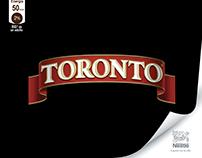 Toronto (Nestlé) - RRSS