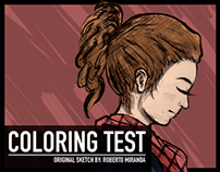 Coloring Test 1