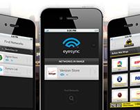Eyesync Consumer Mobile Application
