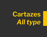Cartazes All type