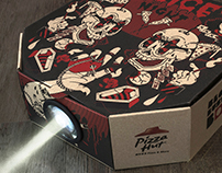 "Pizza Hut ""Blockbuster Box"""