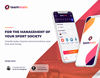 Teammate - Management system for Sport Companies