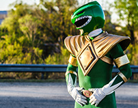Mario, The Green Ranger