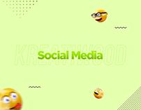 Kreatiwood Social Media Content Designs Vol 02