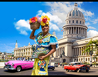 Küba ya gidiyoruz