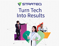 Revamp Strateq Website