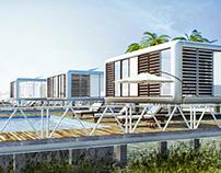 Mussulo Resort Proposal(Angola)