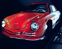 Porsche ps rending