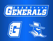 Grant Generals Rebrand