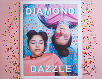 DIAMOND DAZZLE / Vaporwave PhotoMagazine