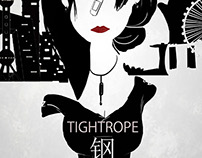 Tightrope. (Film Poster)