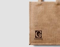 Logo Caramel Cafe