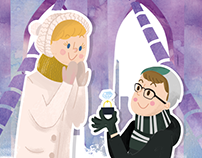Wedding Invitation – Lena & Pascal