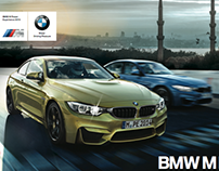 BMW M Power Experience Brochure