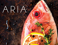 Aria - Pescetarian Menu (Sample)