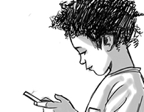 Neymar Jr Experience's App - Video Storyboard