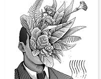 Lok Zine Magazine - Published Illustrations