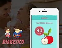 Diabetico App Design