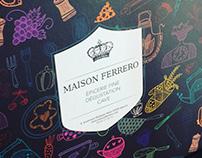 Maison Ferrero christmas box