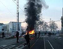 Blockupy 2015 - Frankfurt, Germany