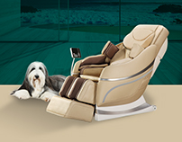 Health Centre Massage Chair Website
