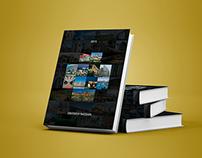 Corporate Diary Cover Design