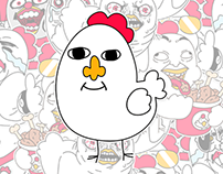 MemeChick Telegram stickers