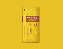 VÅRFEL - Experimental Chocolate Packaging