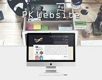 PK Website
