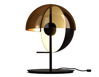 3d model: Theia Table Lamp by Marset