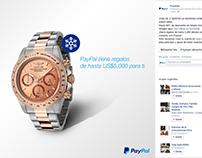 PayPal - Navidad