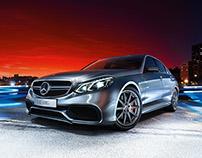Mercedes-Benz E-Class AMG Catalogue CGI