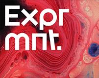 EXPERYMENT / rebranding