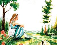 Las Aventuras de Alicia (Ilustraciones)