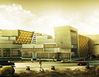 TESLA Campus Concept
