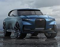 Bugatti SuperSUV