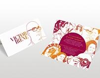Invitaciones de Boda - Irene y Victor