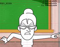 Shot Lypsnc Animation
