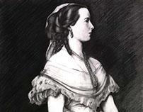Franz Xaver Winterhalter Chochoral Reproductions