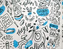 Mural - Stayokay Hostel