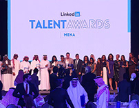 LinkedIn Talent Awards // Video Opening