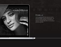 Probelle Profissional - Website