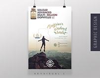 Solgar Keyvisual - Probiotik Reklam kampanyası '2018