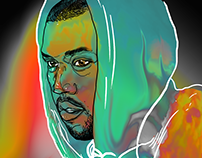 Ye (Portrait)