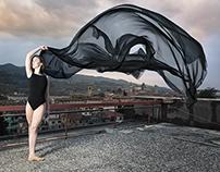 Laura Massetti - My feet on  the ground / I miei piedi
