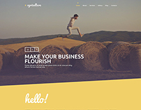 Crop Farming WordPress Theme